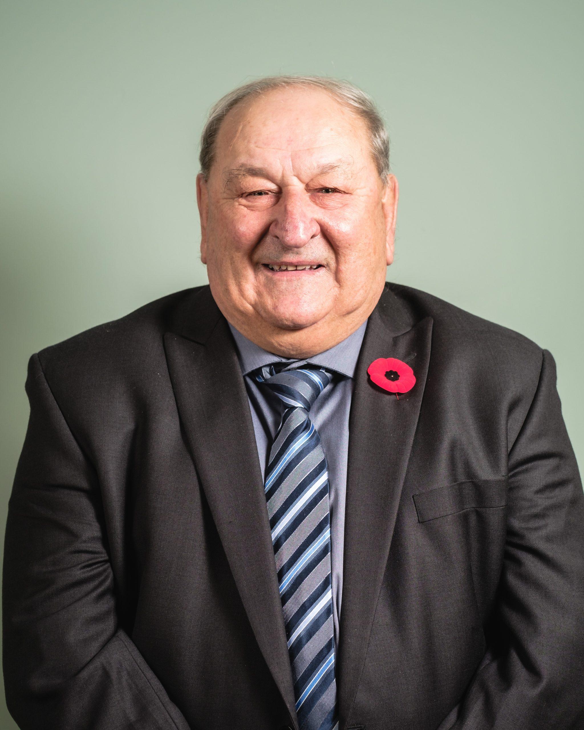 Councillor Alfred Poirier