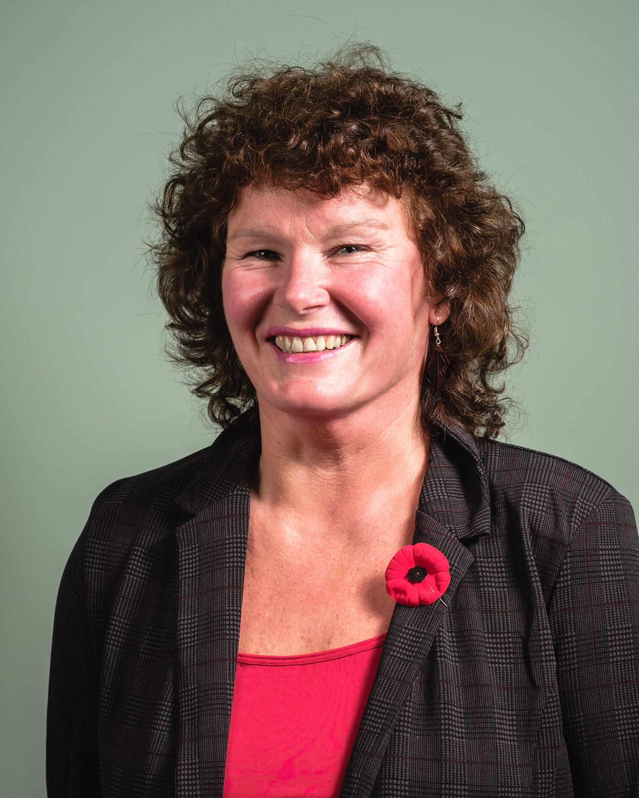 Councillor Lynn Chisholm