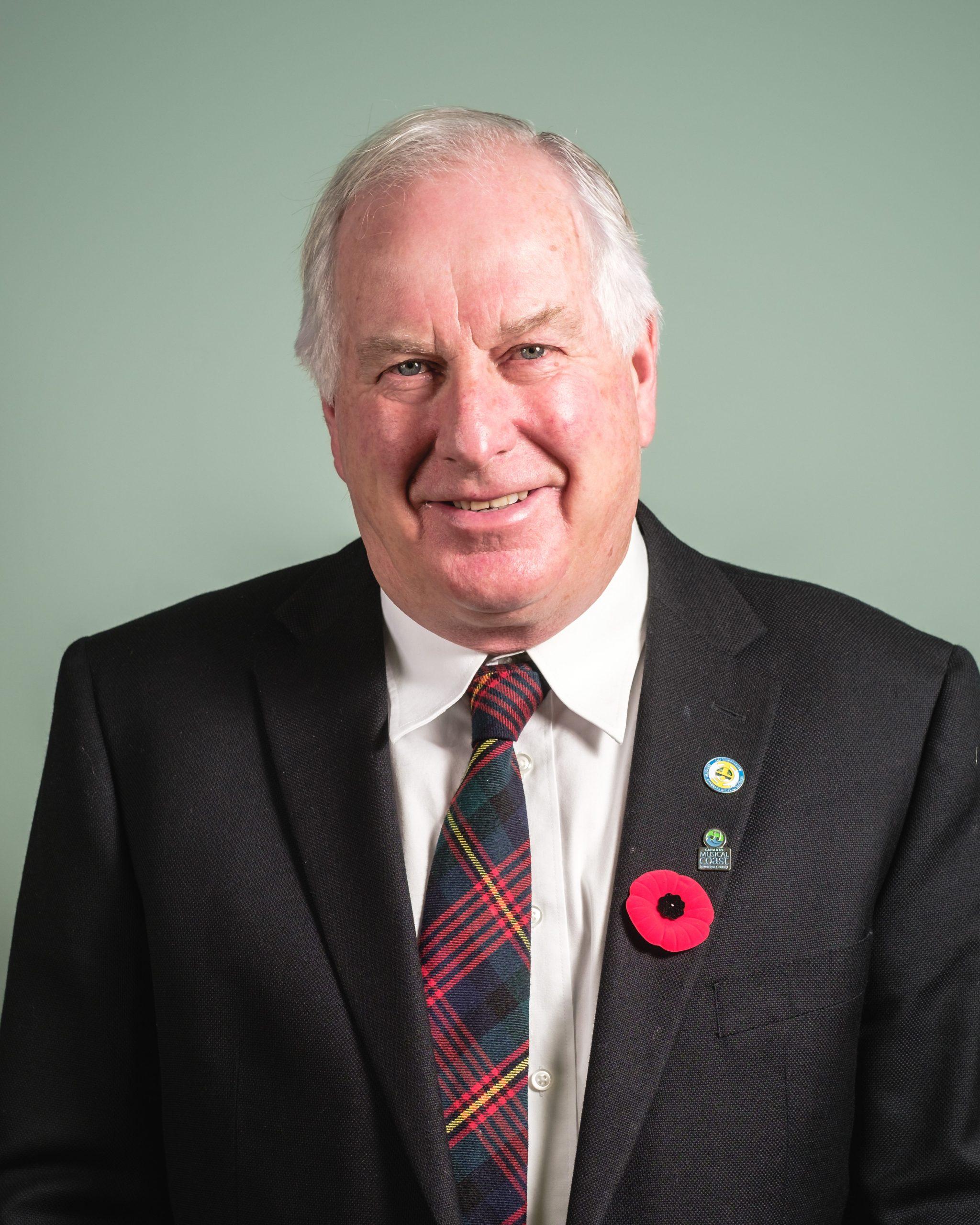 Councillor John MacLennan