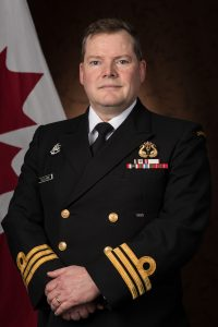 Photo of Cmdr Coulombe